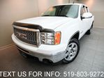 2011 GMC Sierra 1500 SLT 4WD EXT'D CAB! LEATHER! NEW TIRES! CERTIFIED! in Guelph, Ontario