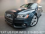 2010 Audi S5 AWD PREMIUM PLUS QUATTRO! LEATHER SUNROOF! in Guelph, Ontario