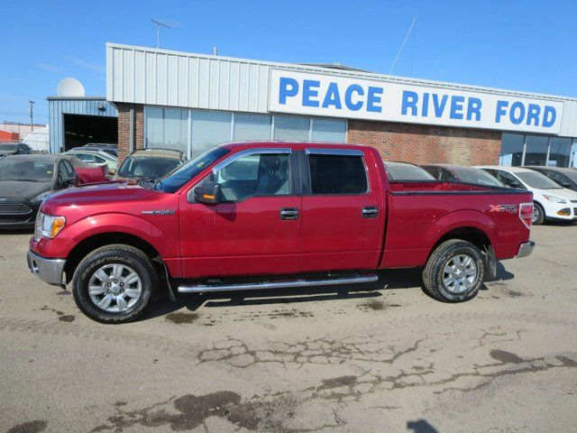 2010 ford f 150 xlt 4x4 supercrew cab 6 5 ft box 157 in wb peace river alberta used car for. Black Bedroom Furniture Sets. Home Design Ideas