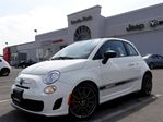 2013 Fiat 500 NEW Abarth!!!PREM LEATHER SEATS, SAR RADIO!MOON RO in Thornhill, Ontario