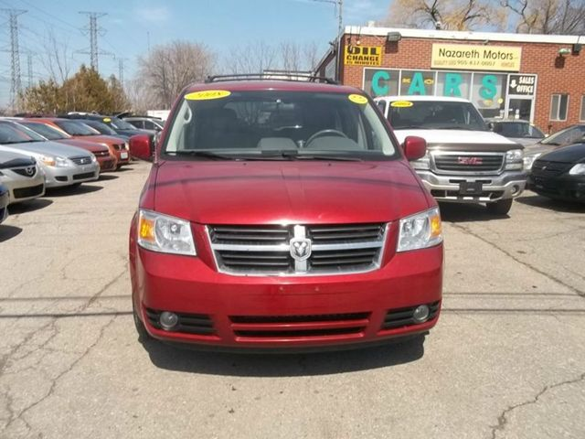 used 2008 dodge grand caravan sxt pickering. Black Bedroom Furniture Sets. Home Design Ideas