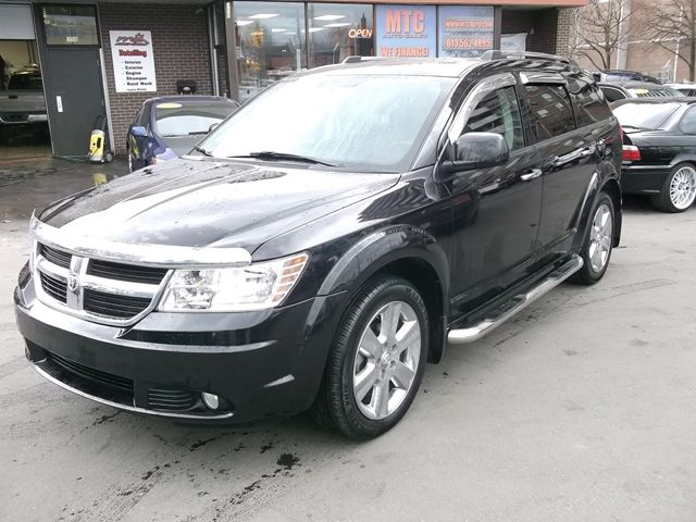 2010 dodge journey r t fully loaded all wheel drive ottawa ontario used car for sale. Black Bedroom Furniture Sets. Home Design Ideas