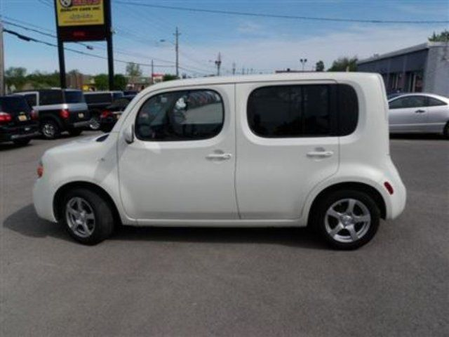 2009 nissan cube 1 8 s 6spd power group alloys. Black Bedroom Furniture Sets. Home Design Ideas