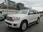 2010 Toyota Sequoia Platinum in Toronto, Ontario