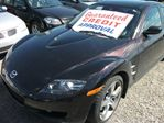 2005 Mazda RX-8 GT- $99 DOWN EVERYONE APPROVED!! in Calgary, Alberta