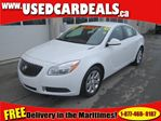 2012 Buick Regal Fully Equipped Bluetooth Cruise in Saint John, New Brunswick