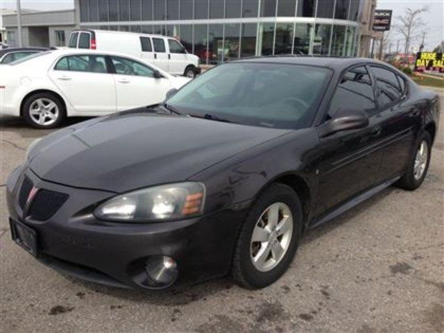 2008 pontiac grand prix base waterloo ontario used car for sale. Black Bedroom Furniture Sets. Home Design Ideas