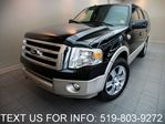 2009 Ford Expedition 4WD KING RANCH EDT'N! NAV/TV/DVD! LTHR ROOF! CHROM in Guelph, Ontario