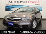 2010 Honda Civic DX-G - Automatic - 1.99% Financing! in Toronto, Ontario