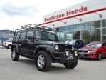 2011 Jeep Wrangler Unlimited Rubicon Special Edition in Penticton, British Columbia