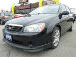 2006 Kia Spectra 5 EX 5 Speed Hatchback in North York, Ontario