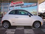 2012 Fiat 500 Lounge in Moncton, New Brunswick