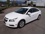 2012 Chevrolet Cruze LT Turbo in Chilliwack, British Columbia