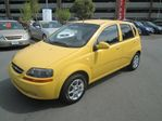 2007 Chevrolet Aveo  LS in Victoria, British Columbia
