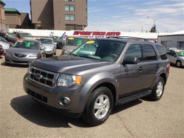 2009 ford escape xlt automatic 3 0l calgary alberta used car for sale. Black Bedroom Furniture Sets. Home Design Ideas