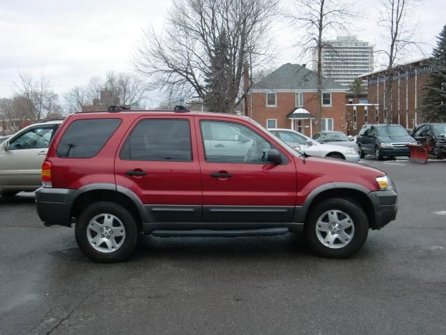 2006 ford escape xlt ottawa ontario used car for sale. Black Bedroom Furniture Sets. Home Design Ideas