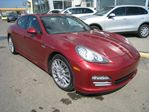 2011 Porsche Panamera AWD, Certified, Carproof Clean, Navigation, Park Assist. in Edmonton, Alberta
