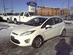 2012 Ford Fiesta SES Hatchback sunroof heated leather in Calgary, Alberta