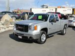 2010 GMC Sierra 2500  6.0L Ext Cab Leather in Kamloops, British Columbia