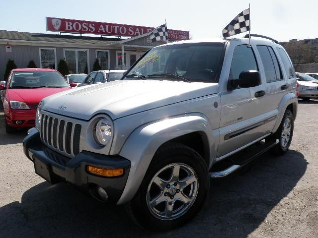 2004 jeep liberty oshawa ontario used car for sale. Black Bedroom Furniture Sets. Home Design Ideas