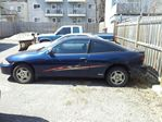 2002 Chevrolet Cavalier Z22,5SPD, 2DR, AS TRADED in Ottawa, Ontario