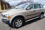 2004 Volvo XC90 t6 AWD Sunroof Leather DVD in Brampton, Ontario