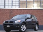 2010 Toyota RAV4 4WD.ONE OWNER.EXTENDED WARRANTY in North York, Ontario