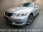 2006 Lexus GS 430 w/ NAVIGATION! LEATHER SUNROOF! in Guelph, Ontario