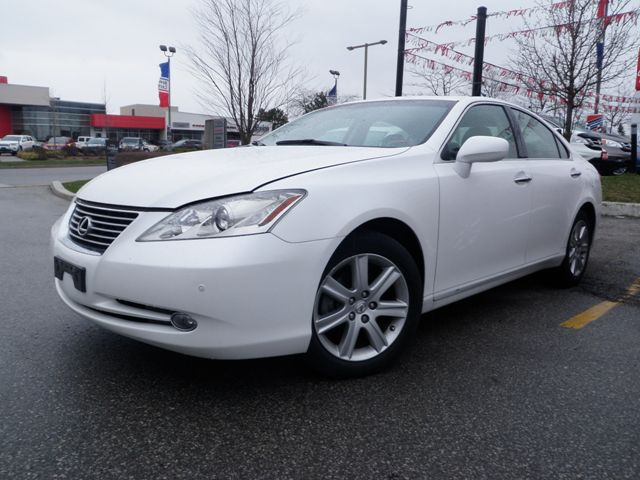 2009 lexus es 350 mississauga ontario used car for sale. Black Bedroom Furniture Sets. Home Design Ideas