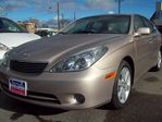 2005 Lexus ES 330 GPS, LEATHER, HEAT SEATS, S-ROOF, ALLOY RIMS in North York, Ontario
