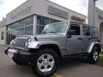 2013 Jeep Wrangler Unlimited 1 OWNER/ PRICED TO SELL.. in Burlington, Ontario