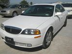 2000 Lincoln LS           in Innisfil, Ontario
