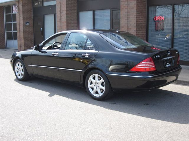 2003 mercedes benz s class s430 4 matic mississauga for 2003 s500 mercedes benz
