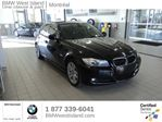 2011 BMW 3 Series i LUXURY EDITION! CERTIFIED in Dorval, Quebec