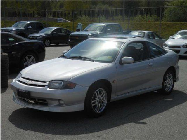 2004 chevrolet cavalier z24 coquitlam british columbia used car for. Cars Review. Best American Auto & Cars Review