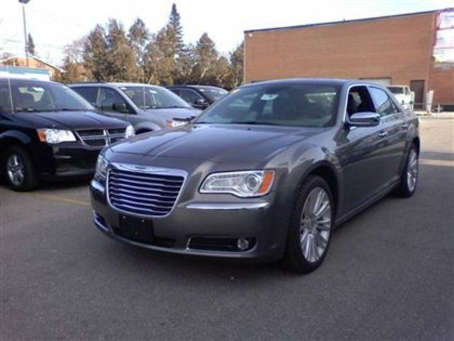 2012 chrysler 300 limited sedan etobicoke ontario used car for sale. Cars Review. Best American Auto & Cars Review