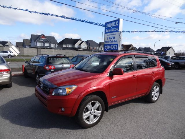 2007 toyota rav4 sport ottawa ontario used car for sale. Black Bedroom Furniture Sets. Home Design Ideas