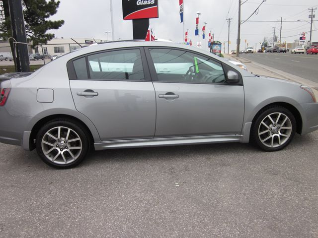 2008 nissan sentra se r sunroof whitby ontario used car for sale 1196192. Black Bedroom Furniture Sets. Home Design Ideas