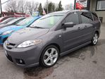 2007 Mazda MAZDA5 GT SUNROOF !!  in Whitby, Ontario