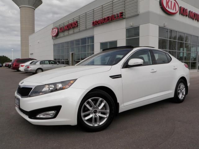 new and used kia optima cars for sale in orangeville. Black Bedroom Furniture Sets. Home Design Ideas