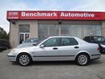 2003 Saab 9-5 2.3L TURBO-LOADED-NO ACCIDENTS-SENSORS-NEW TIRES in Scarborough, Ontario