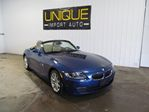 2008 BMW Z4 Navigation LOADED LEATHER CONVERTIBLE in Carleton Place, Ontario