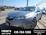 2009 Acura TL LEATHER ., SUNROOF, ACCIDENT FREE in Scarborough, Ontario