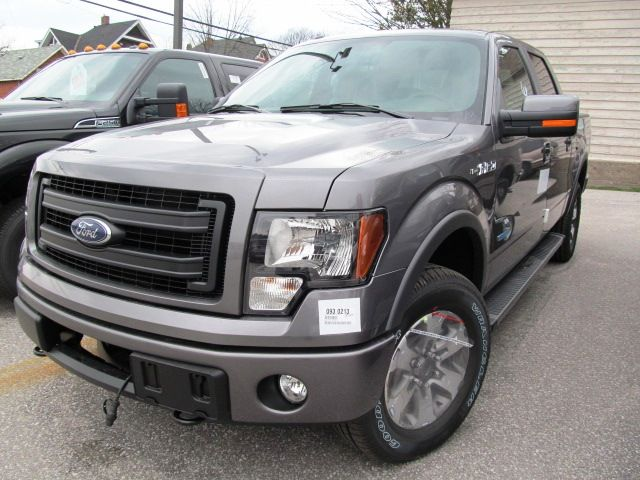 2013 ford f 150 fx4 new remote start sync midland ontario used car for sale. Black Bedroom Furniture Sets. Home Design Ideas