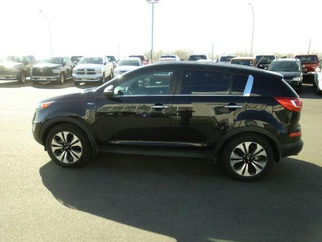 2013 kia sportage sx cap sante quebec used car for sale. Black Bedroom Furniture Sets. Home Design Ideas