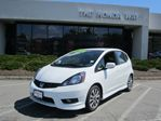 2012 Honda Fit SPORT *****EXTREMELY LOW KMS***  in Abbotsford, British Columbia