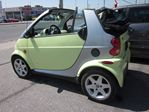 2005 Smart Fortwo convertable puls DIESL !! in Whitby, Ontario