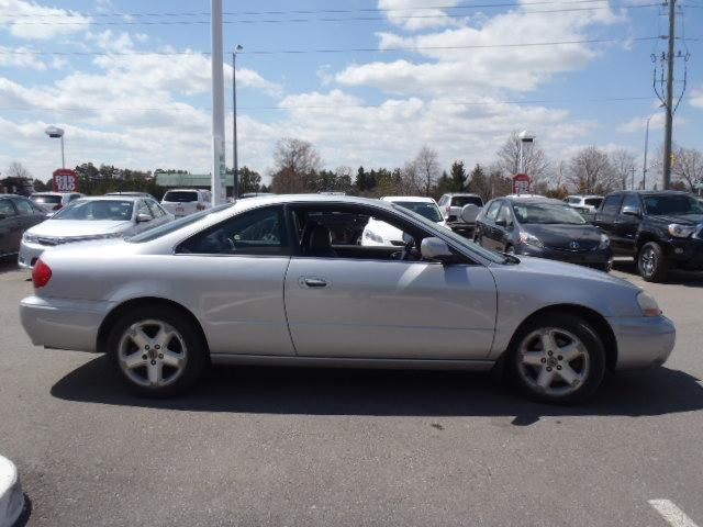 2001 acura cl type s stouffville ontario used car for sale. Black Bedroom Furniture Sets. Home Design Ideas