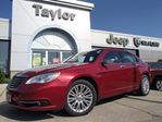 2012 Chrysler 200 Limited w/Leather, Sunroof & Navigation in Hamilton, Ontario
