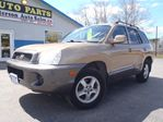 2004 Hyundai Santa Fe GL certified and e-tested fwd in Madoc, Ontario